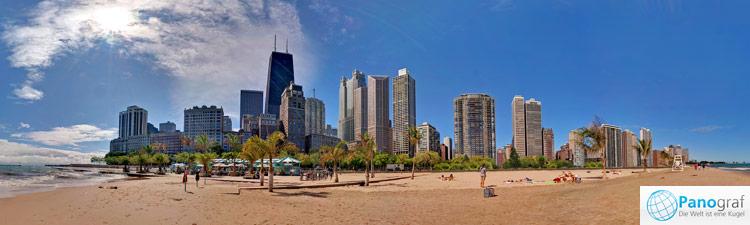 Chicago Oak Street Beach