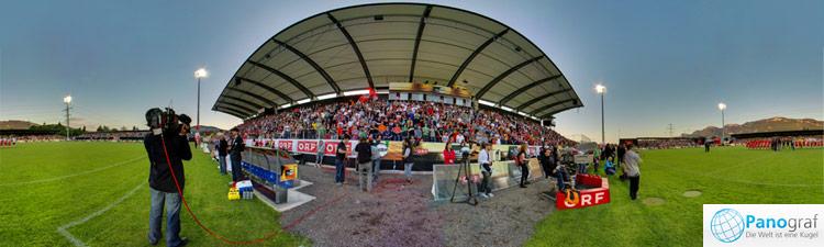 Das Match ORF Fußball-Legenden
