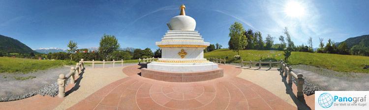 Buddhistisches Kloster