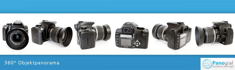 360° Objektpanorama Canon EOS 350D