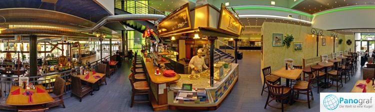 Pizzeria Toscanini im Cinedome (Schweiz)