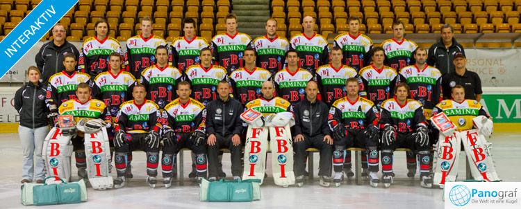 VEU Feldkirch interaktives Mannschaftsfoto