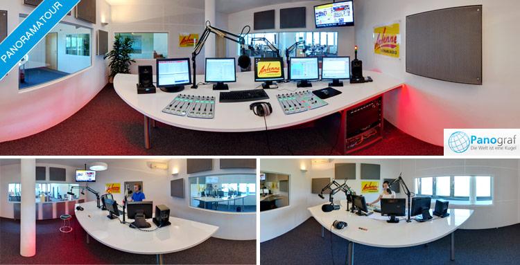 ANTENNE VORARLBERG - Radio Studio