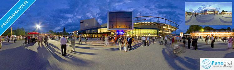 Festspiele Bregenz AIDA Panoramatour
