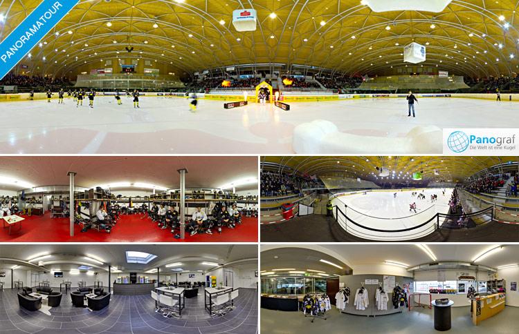 Eishockey-Einblicke bei den Bulldogs Dornbirn (EBEL)