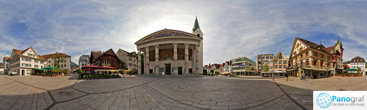 Dornbirn Marktplatz