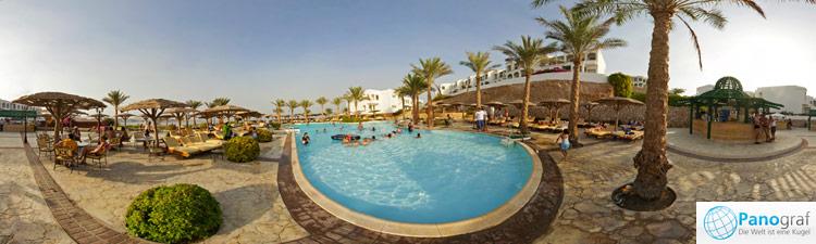 Ägypten-Sharm el Sheikh Hotel Rotana Tiran
