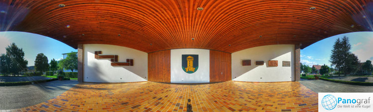 Pavillon in Klaus
