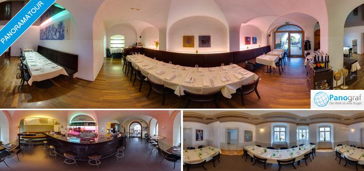 Rauch Restaurant Feldkirch | 360° Panoramafotos und ...