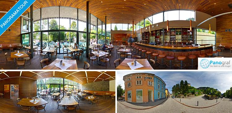 Braugaststätte Rösslepark in Feldkirch360
