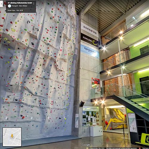 K1 Kletterhalle Dornbirn
